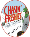 Chasin' Freshies label found via DeschutesBrewery.com