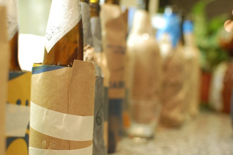 Blind Beer Tasting - Tripels - Photo credit: Lindsey Scully