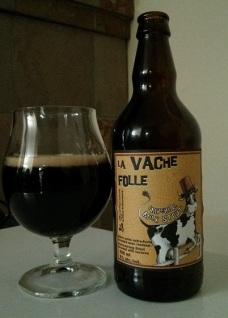 Beer Advent Day 2- Microbrasserie Charlevoix's La Vache Falle – Photo credit: Lindsey Scully