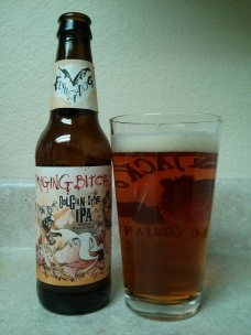Beer Advent Day 3- Flying Dog's Raging Bitch – Photo credit: Lindsey Scully